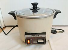 Hitachi Chime-O-Matic Rd-4053 5.6 Cup Automatic Food Steamer & Rice Cooker Japan