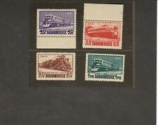 Lot Russia & Soviet Union 9 MNH V.F. O.G.