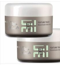 Wella EIMI Styling Dry Texture Touch Reworkable Clay (Hold Level 2) Duo 2 x 75ml