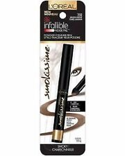L'Oreal 14HR Infallible Never Fail Powder Eyeliner Pen - 702 Brown Smoke
