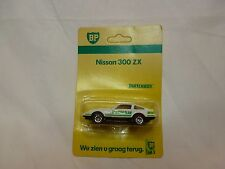 MATCHBOX NISSAN 300 ZX - WHITE 1:58 - BP RARE - NEAR MINT CARD BLISTER
