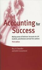 Chandler and Loosemore: Accounting for Success: ... by Loosemore, John Paperback