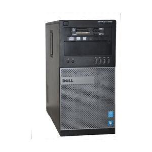 Dell Optiplex 9020 Minitower PC Intel i7-4790 CPU 16GB RAM 1TB HDD WIFI Win10