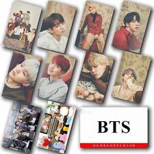 10pcs/Set Kpop BTS Sticky Photo Cards JUNG KOOK V SUGA HD Photograph Stickers