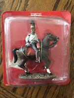 DelPrado SNC025 Cavalry of the Napoleonic Wars #23 BRANDENBURG REGIMENT 1813 VGC