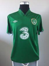 Ireland Home Football Shirt Soccer Jersey 2012-2014 (L)