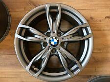 """BMW 2 SERIES F20 F21 F22 F23 18"""" FERRIC GREY REAR WHEEL STYLE 436M 7845871 #1"""
