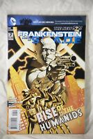DC Comics Frankenstein Agent of S.H.A.D.E (The New 52) Issue #7