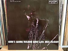 ROLAND KIRK - KIRKS´S WORK - Prestige 7210 - NM