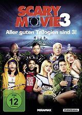 DVD * SCARY MOVIE 3 | ANNA FARIS , CHARLIE SHEEN # NEU OVP /