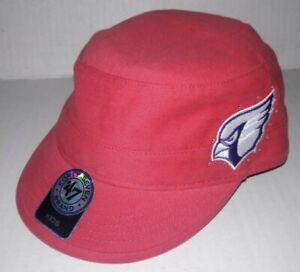 Arizona Cardinals Kids Girls Fidel Style Adjustable Hat Cap Red 47 Brand NEW