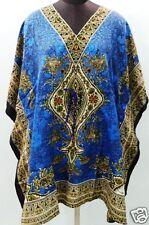 New Print kaftan,Free size Short length dress beach Caftan,Causual wear Tunic