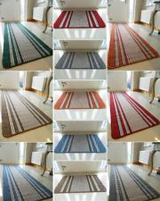 "Anti Slip Washable Kitchen Utility Bright Modern Long Hall Runner Rug Door Mat off Cream Kyoto 67 X 225cm (2'2""x7'4"")"
