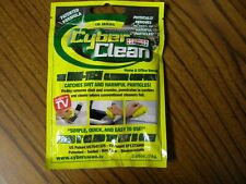 3574) 1 PKG Cyber Clean Home & Office Version 2.65 OZ Sealed Package
