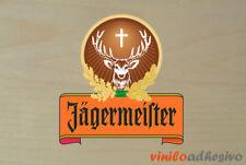 PEGATINA STICKER VINILO Jagermeister Jägermeister autocollant aufkleber adesivi