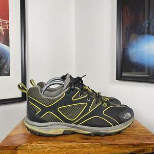 Mens THE NORTH FACE HEDGEHOG FASTPACK GORETEX Hiking Trainer Shoe Grey -UK7/40.5