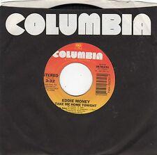 Eddie Money-Take Me Home Tonight (Near Mint)