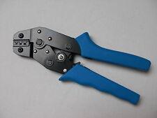 Crimpzange für unisolierte Stecker AWG 28-18, 0.25-1.00 mm² neu