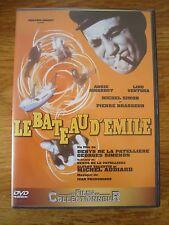 * LE BATEAU D'EMILE * DVD LINO VENTURA  SIMON AUDIARD GIRARDOT BRASSEUR SIMENON