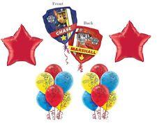 Paw Patrol Latex Mylar Foil Balloon Bouquet Birthday Party Supplies (15CT)
