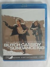Butch Cassidy and the Sundance Kid (Bluray, 1969) *New* Free Shipping!