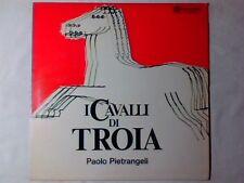 PAOLO PIETRANGELI I cavalli di Troia lp GIOVANNA MARINI