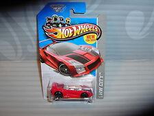 2013 Hot Wheels '' Hw Ciudad '' #30 = Rápida N` Sik = Rojo Us