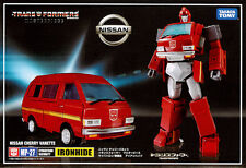 Takara Transformers Masterpiece MP-27 アイアンハイド Ironhide Vanette  UK