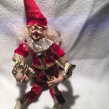 Woodland Holiday 18� Fancy Dressed Elf