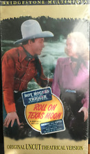 Roll On Texas Moon Uncut VHS Roy Rogers