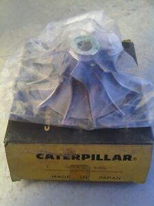Caterpillar turbo compressor wheel 9M0496 new old stock item. Many applications.