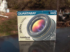 Quantaray Version 5 28-90mm  F;3.5-5.6 Minolta AF-D Boxed w/ 5 yr. warranty