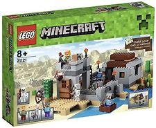 LEGO MINECRAFT™ 21121 der wüstenaußenposten NUEVO EMBALAJE ORIGINAL MISB