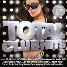 Total Club Hits 2 - Various Artists  Audio CD Buy 3 Get 1 Free