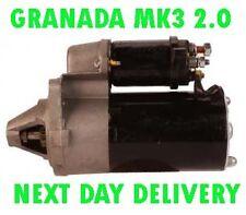 FORD GRANADA MK3 2.0 1988 1989 1990 1991 1992 1993 1994 STARTER MOTOR