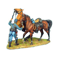 First Legion: ACW038 Union Dismounted Cavalry Horse Holder