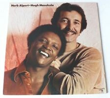Herb Alpert and Hugh Masekela - S/T   US VINYL LP
