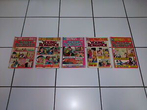 Young Romance - DC Comics - Romance - Dating - 100 Page GIANT - BIG Lot - Groovy