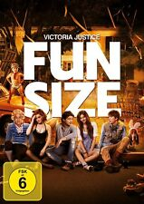 FUN SIZE   DVD NEU  VICTORIA JUSTICE/JOHNNY KNOXVILLE/CHELSEA HANDLER/+