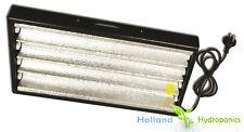 Hydro24:T5 2-feet 4-tube 24w Grow Light aluminium reflector 4 Propagation 6500k