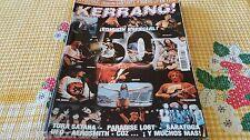 ZZ- REVISTA MAGAZINE KERRANG Nº50 - NIRVANA - OZZY - TURA SATANA - KISS - SUAVES