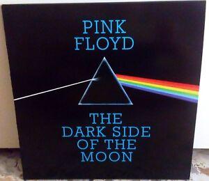 PINK FLOYD - DARK SIDE OF THE MOON - LP RARITA' IMBUSTATO