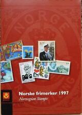 1997 Postfris MNH Jaargang / Year Noorwegen Norway Norge