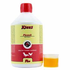 Klaus Picovit 1000 Ml Multivitamin für Geflügel flüssiges Vitaminpräparat pflege