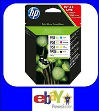 HP 950XL, HP 951XL Multipack, NEW, ORIGINAL, FREE POSTAGE, 2019