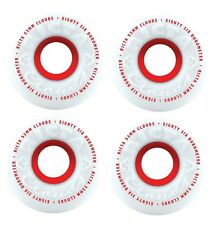 RICTA SKATEBOARD WHEELS 53mm Clouds 86a (4 Pack)