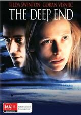 THE DEEP END (TILDA SWINTON/GORAN VISNJIC) - DVD - BRAND NEW!!! SEALED!!!