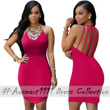Multi Colour Summer Clubwear Stretch Bodycon Casual Mini Cocktail Party Dress