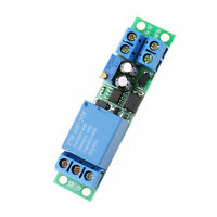 DC12V Adjustable Signal Trigger Turn Off Delay Timer Switch Relay Module M/