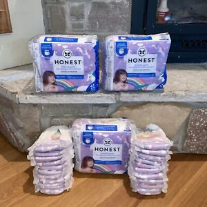 Lot of 79 New Honest Brand Company Size 4T-5T Training Pants Diapers